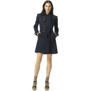 Club Monaco Emma Trench Coat - size xs